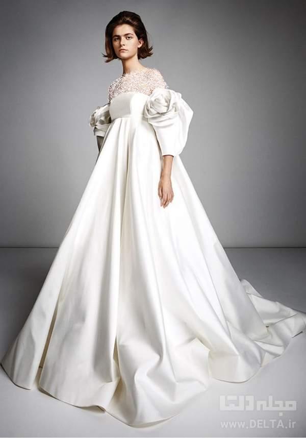 لباس پفی خمره ای