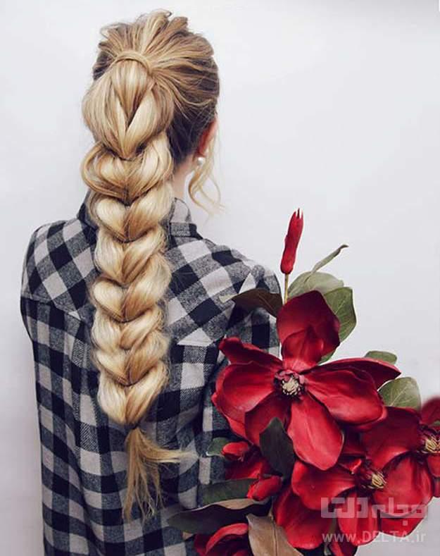 بافت مو