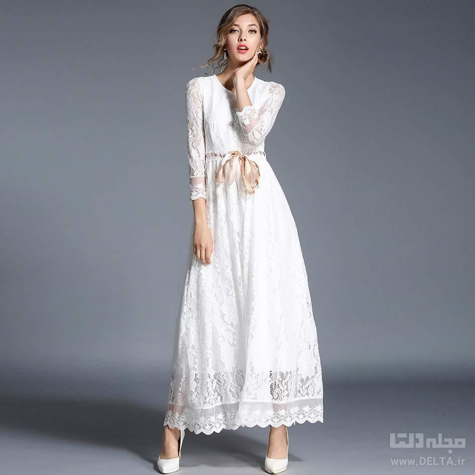 لباس سفيد