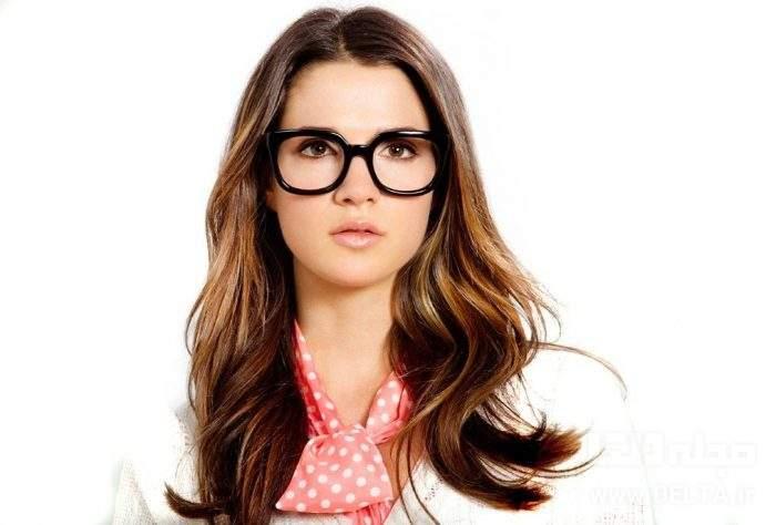 عینک مستطیل