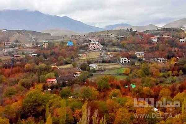 روستای افجه سفرهای یک روزه