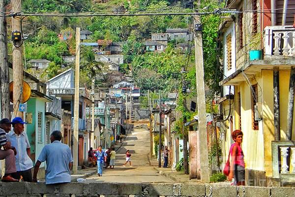 باراکو کوبا جاذبه های گردشگری کوبا