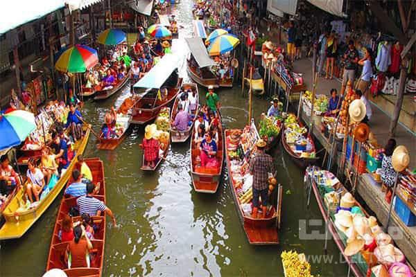 بازارهای شناور دنیا
