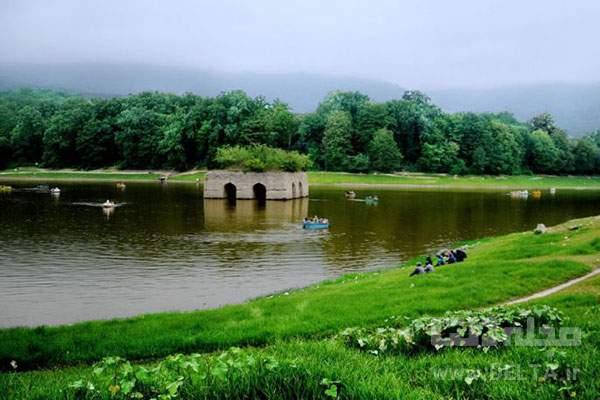 باغ عباس آبادبهشهر