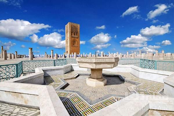 برج حسن مراکش