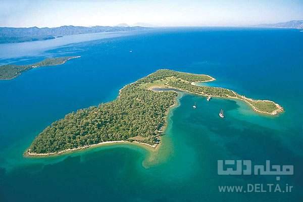 جزیره کلئوپاترا