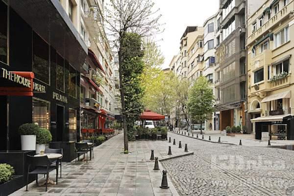 خیابان عبدی ایپکچی