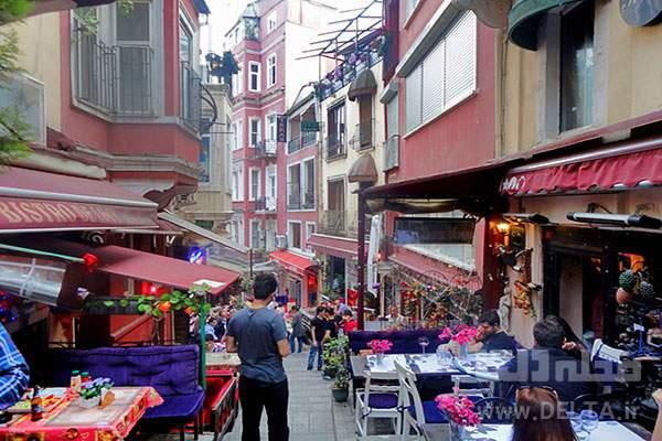 خیابان فرانسوی