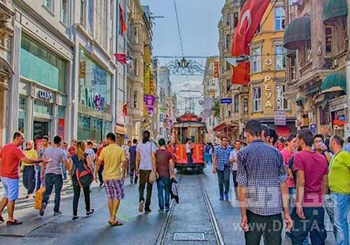 خیابان های دیدنی خاورمیانه