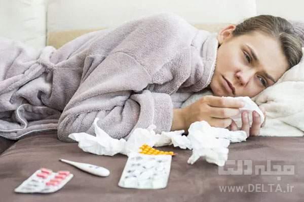 درمان خانگی سرماخوردگی