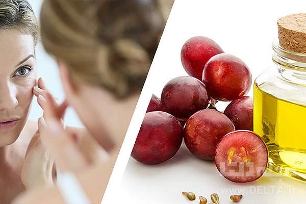 طریقه مصرف روغن هسته انگور