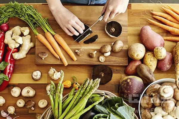 فواید میوه و سبزیجات برای سلامت بدن