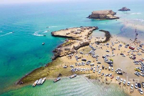 سواحل جنوب ایران - قشم