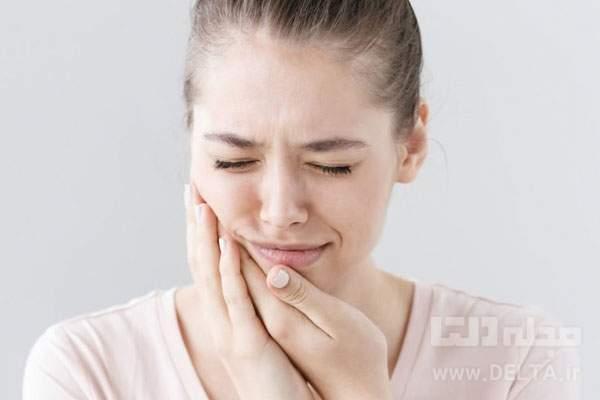 عوارض پر کردن دندان