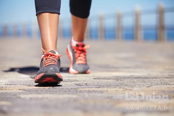پیاده روی بعد از سزارین