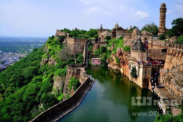 قلعه چیتوگار راجستان