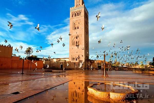 مسجد کتبیه