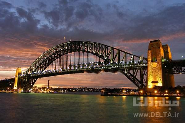 پل بندرگاه سیدنی، استرالیا