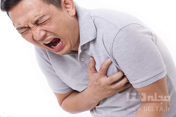 دندان درد و سكته قلبي