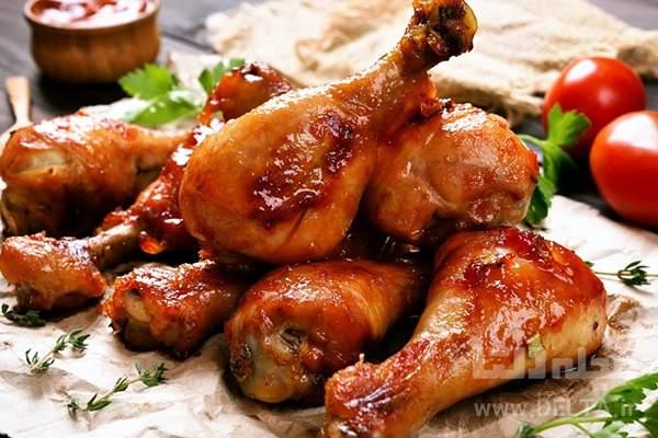 مرغ عسلی