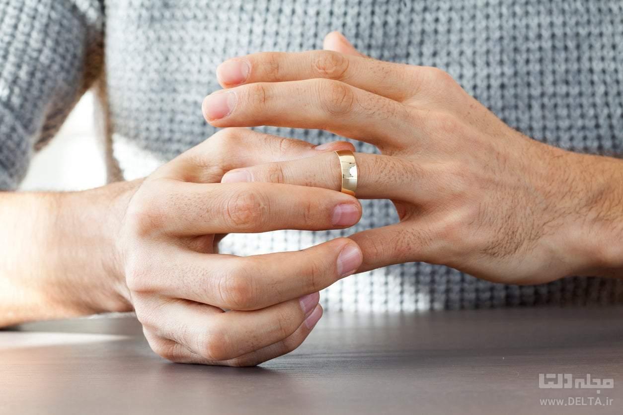 طلاق به دلیل خیانت شوهر