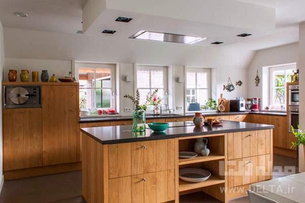 چیدمان جدید آشپزخانه