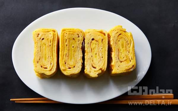 طرز تهیه املت ژاپنی
