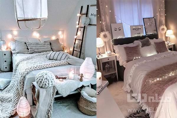 اتاق خواب فانتزی دخترانه