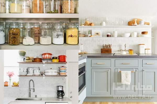 دیزاین آشپزخانه کوچک