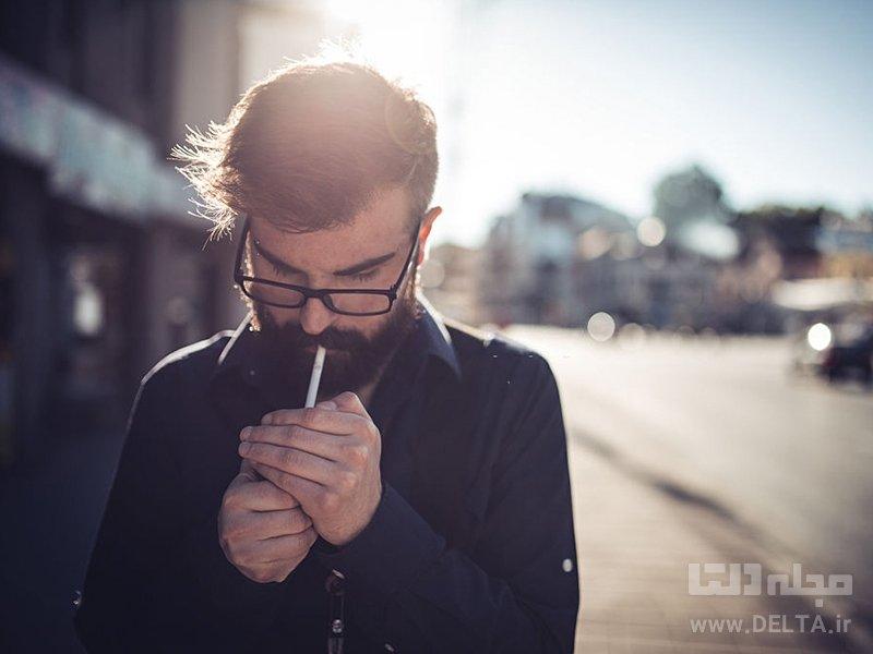 با سیگار کشیدن امکان ابتلا به کرونا افزایش می یابد؟