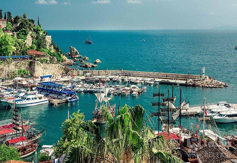 آنتالیا شهرهای توریستی ترکیه