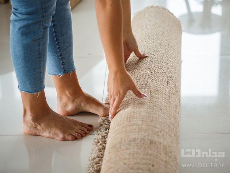 افزایش طول عمر فرش