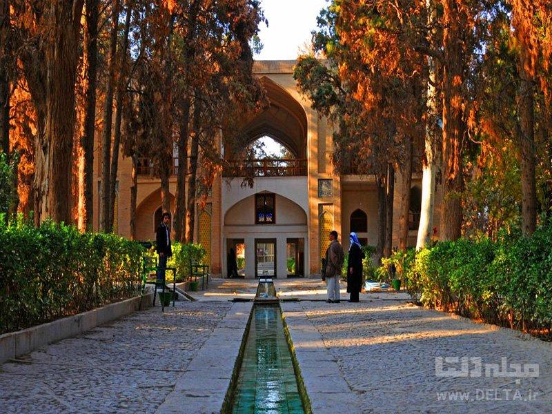 باغ فین کاشان باغ های ایرانی