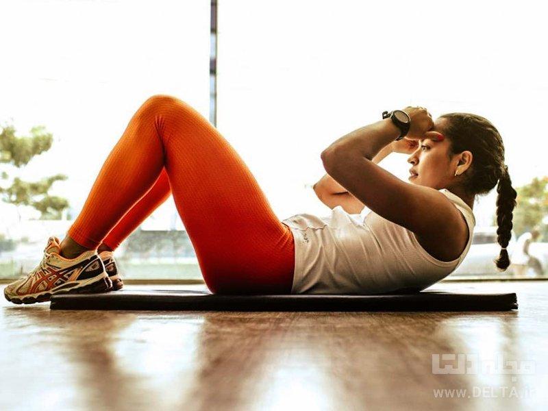 تمرینات ورزشی ساده