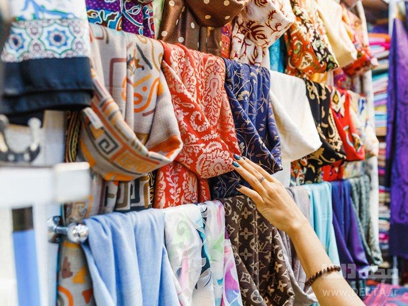 راهنمای انتخاب شال و روسری
