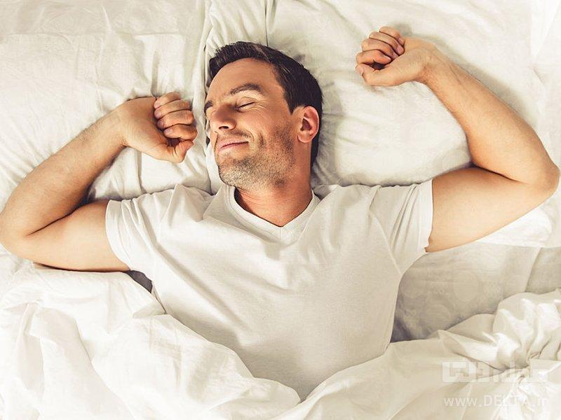 بهترین حالت خواب برای پوست صورت