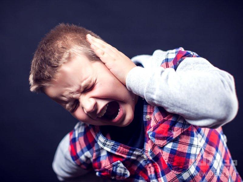 درمان فوری گوش درد کودکان