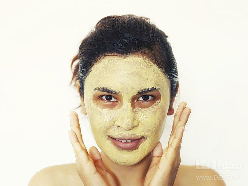درمان لک قهوه ای پوست
