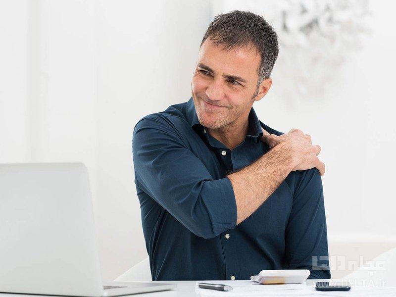 درمان پارگی تاندون شانه