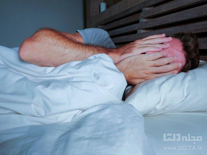 عوارض خواب نامنظم