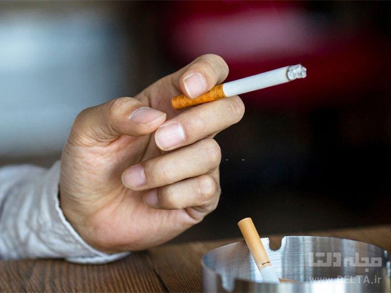 عوارض سیگار بر مغز