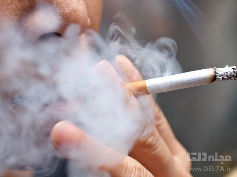 عوارض سیگار