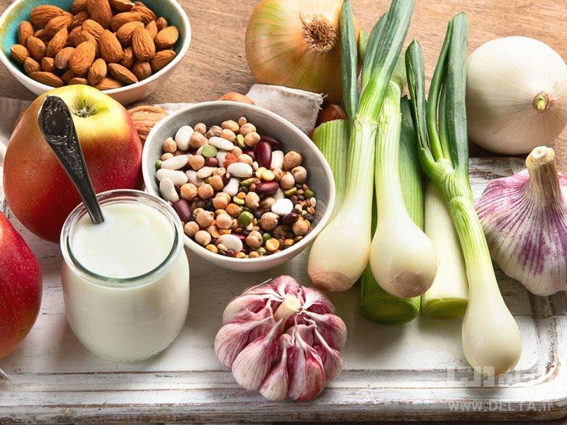 خوراکی های مفید برای روده