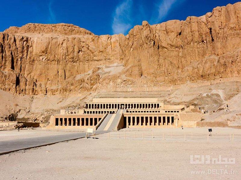 معبد ابیدوس جاذبه های دیدنی مصر