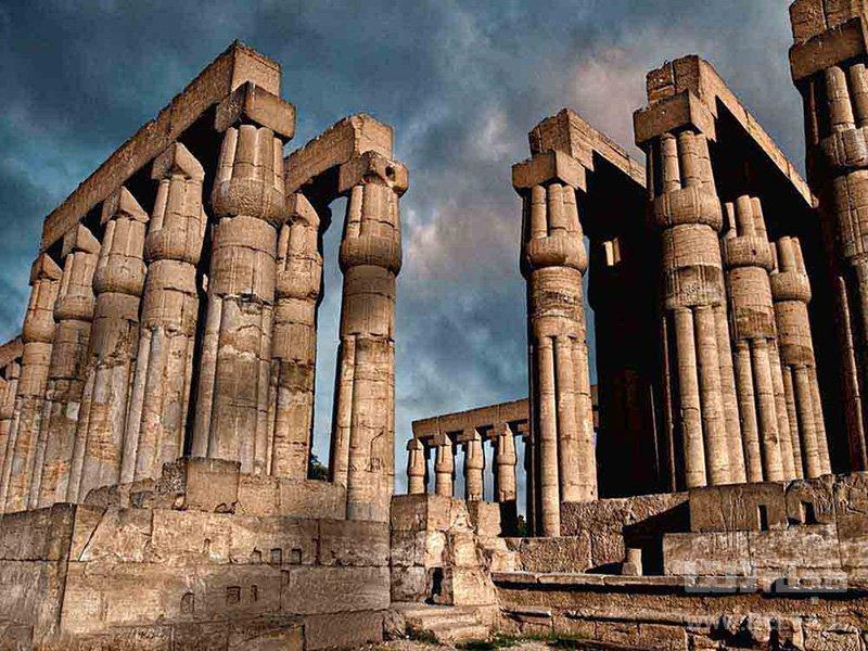 معبد کرنک مصر