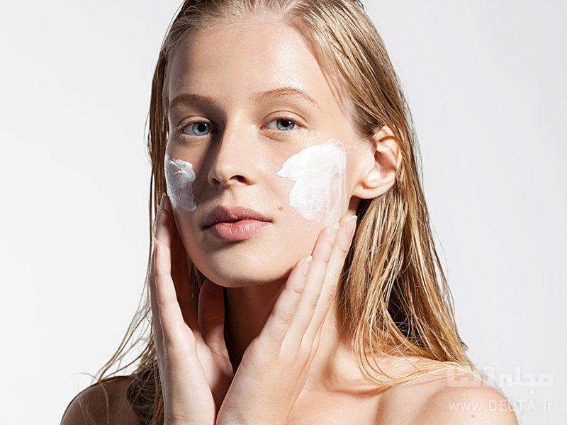 جوانسازی پوست با بخور