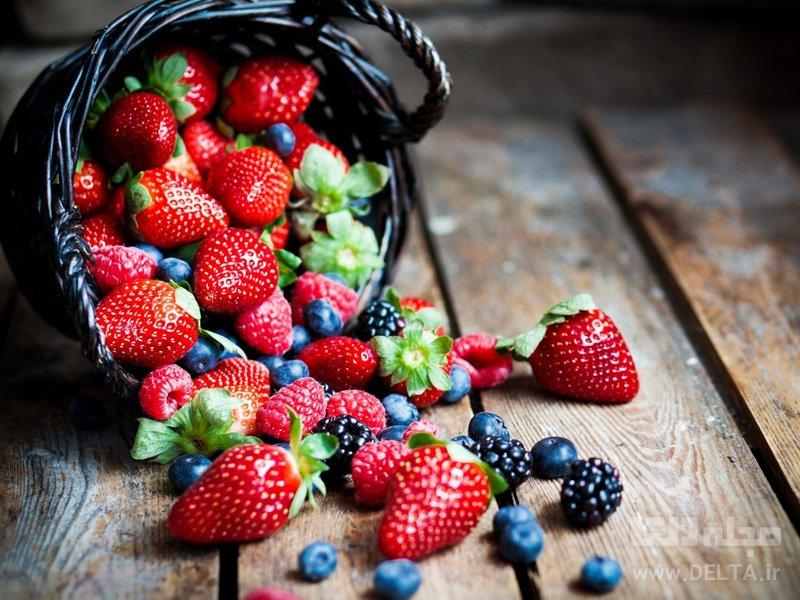 چه میوه هایی قند خون را پایین می آورد