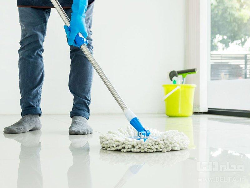 چگونه سرامیک را تمیز کنیم