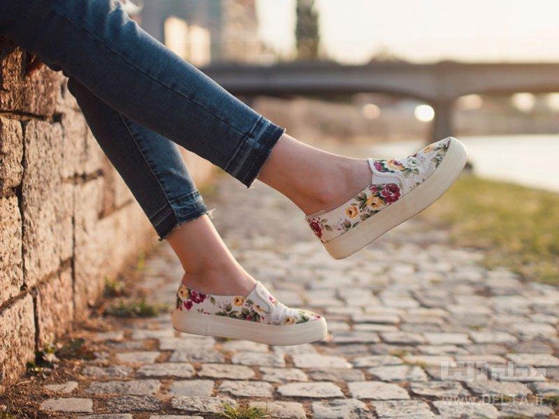 جدیدترین کفش های دخترانه