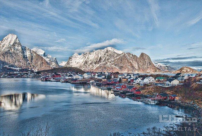 آب دره ترموسو نروژ